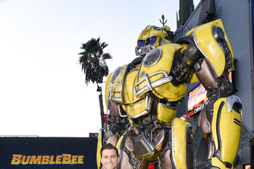 Pierson Fode Premiere Of Paramount Pictures' 'Bumblebee' - Red Carpet
