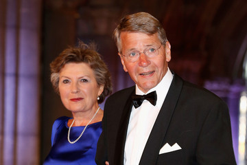 Piet Hein Donner Queen Beatrix Hosts a Dinner Ahead of Her Abdication