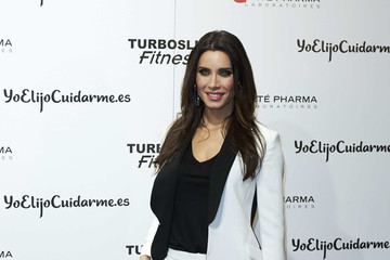 Pilar Rubio 'Yoelijocuidarme.es' Launch Event in Madrid