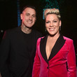 Pink Carey Hart Billboard's 2019 Live Music Summit And Awards Ceremony