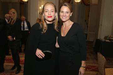 Piper Perabo Inside the Freedom Award Benefit Event