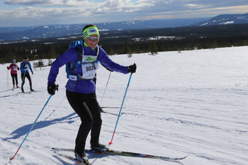 Pippa Middleton Pippa Middleton Attends Birkebeinerrennet Ski Race in Norway