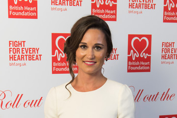 Pippa Middleton British Heart Foundation: Roll Out the Red Ball