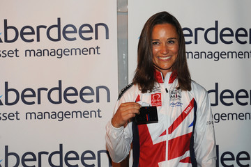 Pippa Middleton Race Across America 2014