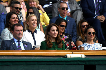 Pippa Middleton Day Twelve: The Championships - Wimbledon 2019