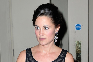 Pippa Middleton Arrivals at the Sugarplum Ball