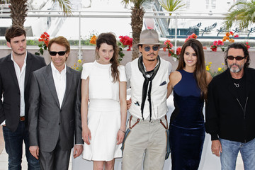 "Johnny Depp Jerry Bruckheimer ""Pirates of the Caribbean: On Stranger Tides"" Photocall - 64th Annual Cannes Film Festival"
