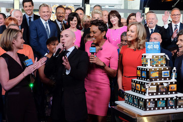 Pitbull 'Good Morning America's' 40th Anniversary
