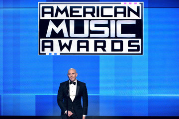 Pitbull American Music Awards Show