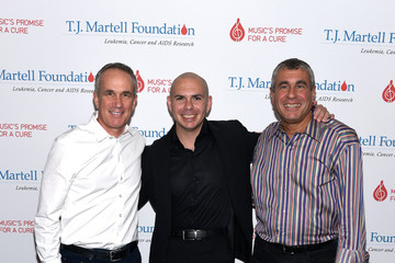 Pitbull T.J. Martell Foundation's 15th Annual Family Day Honoring Tom Corson, President & COO Of RCA Records And His Family - Arrivals