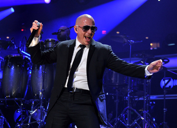 Pitbull Pictures Z100 39 S Jingle Ball 2011 Presented By Aeropostale Show Zimbio