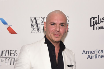 Pitbull Songwriters Hall of Fame 48th Annual Induction and Awards - Backstage