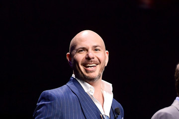 Pitbull CinemaCon 2019 - The State Of The Industry: Past, Present And Future And STXfilms Presentation