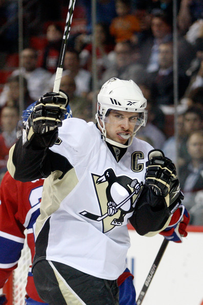 Sidney+Crosby in Pittsburgh Penguins v Montreal Canadiens - Game Six