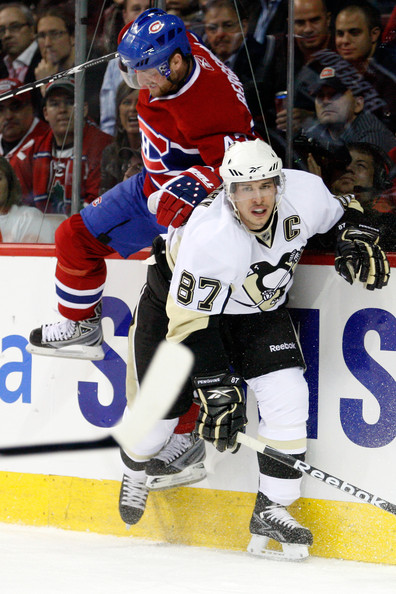 Sidney+Crosby in Pittsburgh Penguins v Montreal Canadiens - Game Four