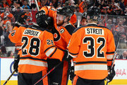 Claude Giroux Brayden Schenn Photos Photo