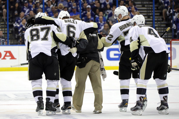 Pittsburgh Penguins v Tampa Bay Lightning - Game Four