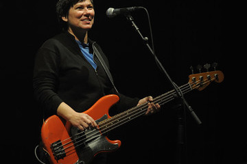 Kim Deal The Pixies Perform At Hammerstein Ballroom In New York City