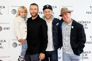 "(L-R) Bodhi Palmer, Mark Webber, Tim Dowlin and Dustin Hughes attend the ""The Place of No Words"" - 2019 Tribeca Film Festival at SVA Theater on April 27, 2019 in New York City."