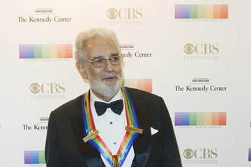 Placido Domingo 39th Annual Kennedy Center Honors