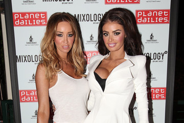 Lauren Pope Chloe Sims Planet Dailies And Mixology 101 Grand Opening