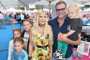 Dean McDermott and Stella Doreen McDermott Photos Photo
