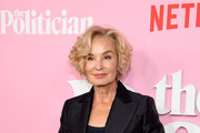 """Jessica Lange attends Netflix's """"The Politician"""" Season One Premiere at DGA Theater on September 26, 2019 in New York City."""