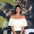 Pollyanna McIntosh 'The Walking Dead' Premiere And Party