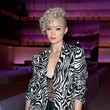 Pom Klementieff Tom Ford - Front Row - September 2021 - New York Fashion Week