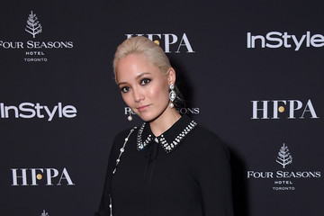 Pom Klementieff The Hollywood Foreign Press Association And InStyle Party At 2018 Toronto International Film Festival - Arrivals
