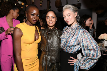 Pom Klementieff Vanity Fair And Lancome Paris Toast Women In Hollywood, Hosted By Radhika Jones And Ava DuVernay