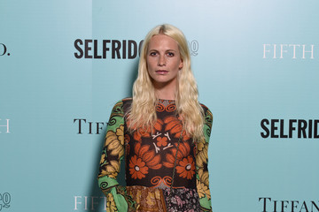 Poppy Delevingne Tiffany & Co. Exhibition 'Fifth And 57th' Opening Night - Arrivals