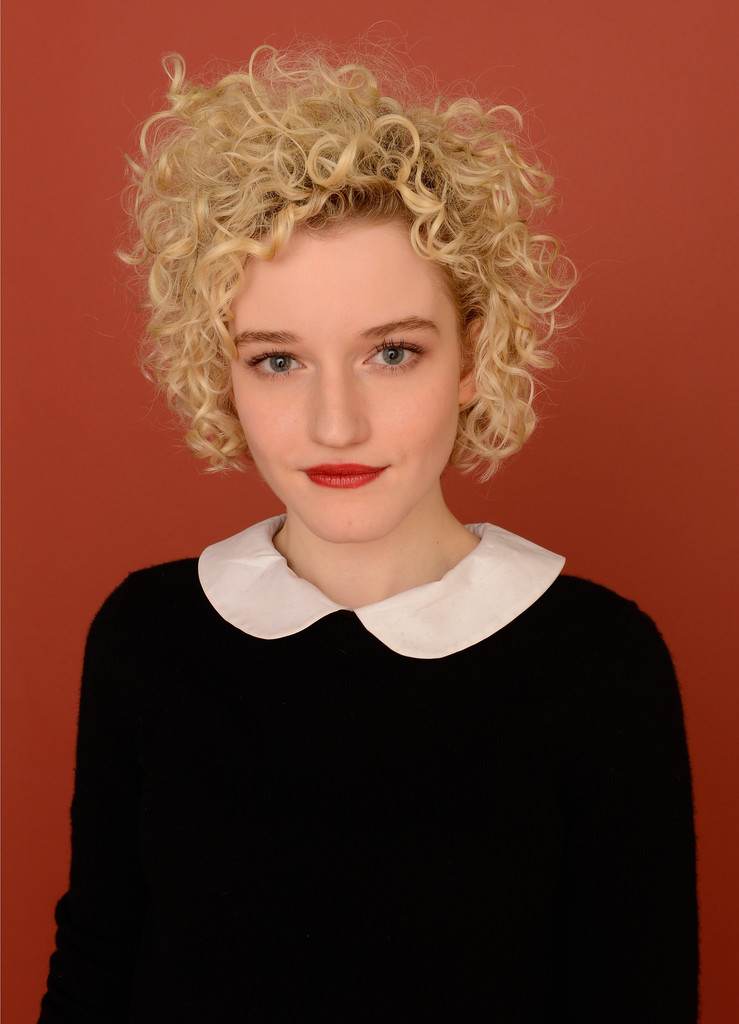 julia garner in quotwe are what we arequot portraits 2013