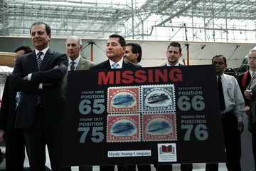 Preet Bharara Rare 'Inverted Jenny' Returned To American Philatelic Research Library