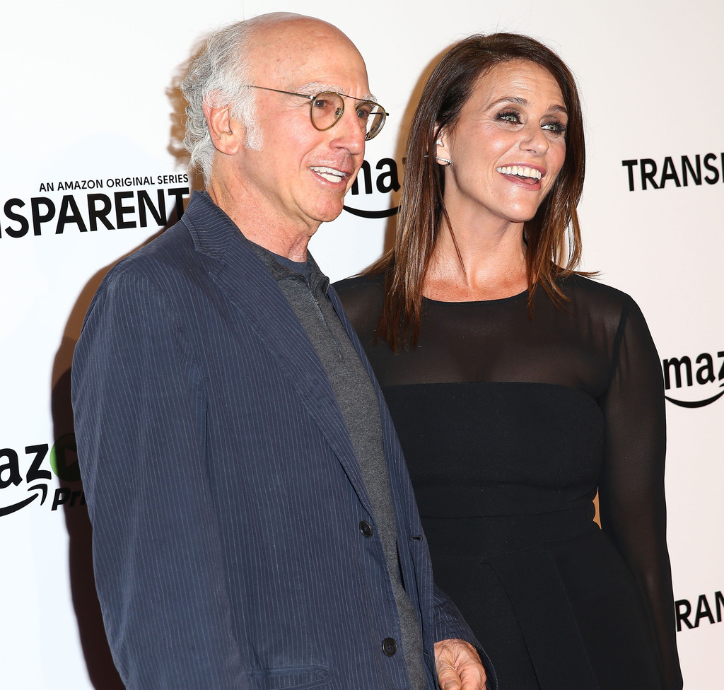 Amy Landecker Dating Larry David