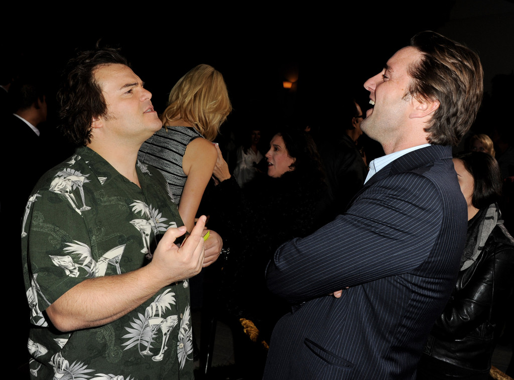 new jack black show hbo