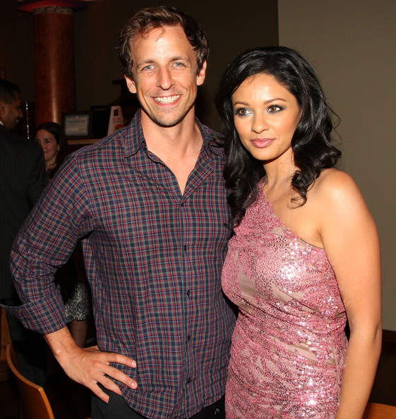 pooja kumar bollywood hero. Pooja Kumar Actors Seth Meyers