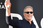 """Kevin Costner attends the premiere of 20th Century Fox's """"The Art of Racing in the Rain"""" at El Capitan Theatre on August 01, 2019 in Los Angeles, California."""