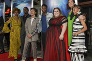 "(L-R) Ryan Michelle Bathe, Sterling K. Brown, Marcel Ruiz, Niles Fitch, Chrissy Metz, Mandy Moore, and Eris Baker attend the premiere of 20th Century Fox's ""Breakthrough"" at Westwood Regency Theater on April 11, 2019 in Los Angeles, California."
