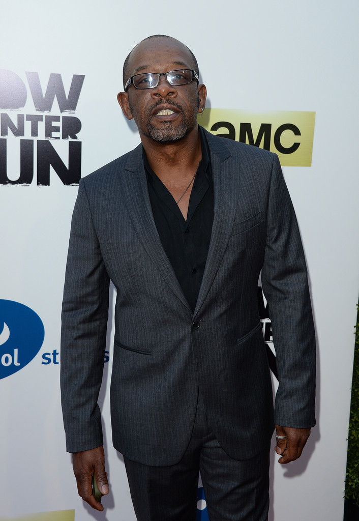 Lennie James - 'Low Winter Sun' Premieres in Hollywood ...