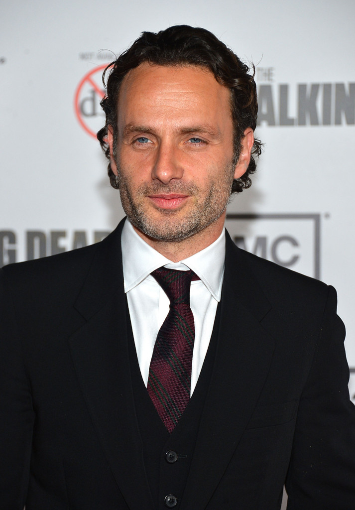 Andrew Lincoln Photos Photos Premiere Of Amc S Quot The
