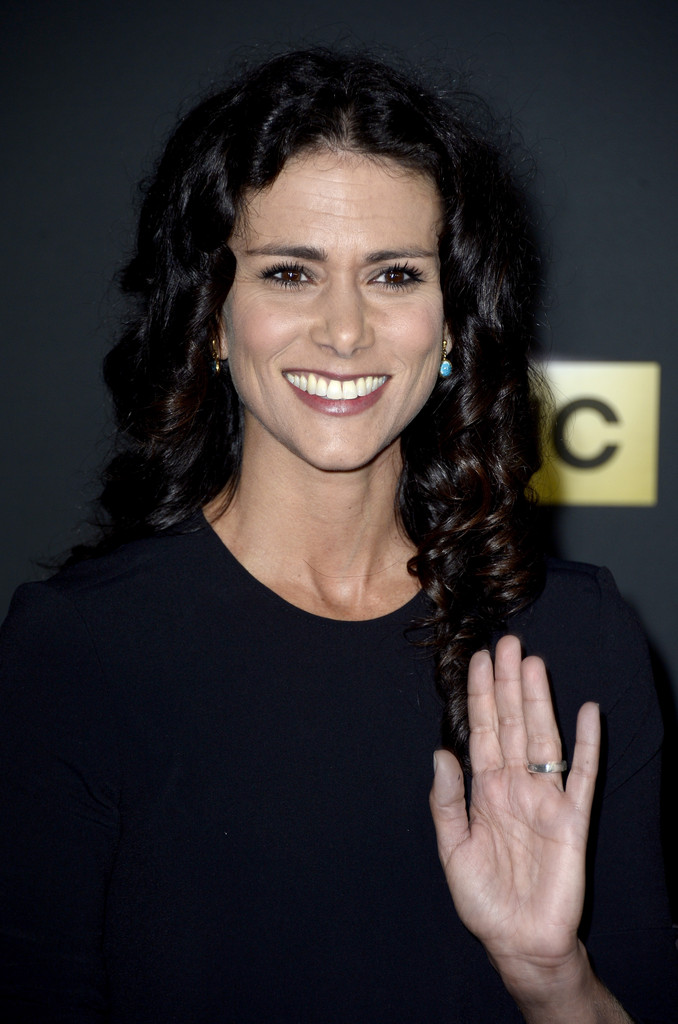 Melissa Walked Into The Cpc Terrified I Think I Am: Melissa Ponzio Photos Photos