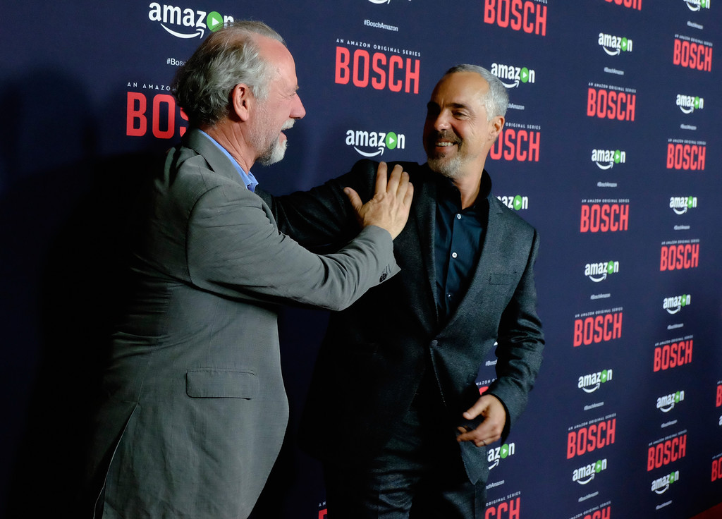 titus welliver photos photos premiere of amazon 39 s 39 bosch. Black Bedroom Furniture Sets. Home Design Ideas