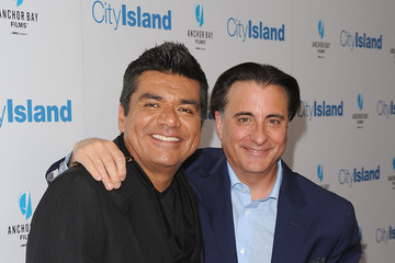 """George Lopez Andy Garcia Premiere Of Anchor Bay Films' """"City Island"""" - Arrivals"""