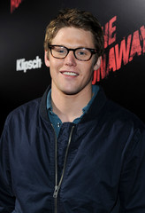 """Zach Roerig Premiere Of Apparition's """"The Runaways"""" - Arrivals"""