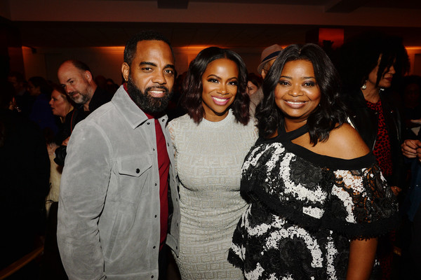 Premiere Of Apple TV+'s 'Truth Be Told' - After Party
