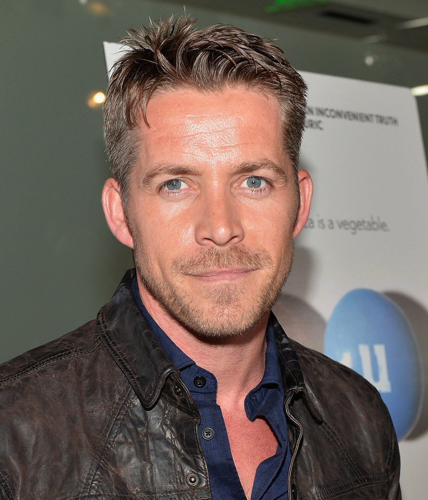Sean Maguire: Sean MaGuire In 'Fed Up' Premieres In West Hollywood
