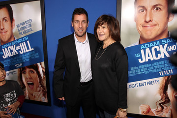 """Adam Sandler Premiere Of Columbia Pictures' """"Jack And Jill"""" - Red Carpet"""