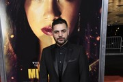 """Michael Costello attends the Premiere Of Columbia Pictures' """"Miss Bala"""" at Regal LA Live Stadium 14 on January 30, 2019 in Los Angeles, California."""