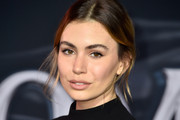Sophie Simmons attends the premiere of Columbia Pictures' 'Venom' at Regency Village Theatre on October 1, 2018 in Westwood, California.
